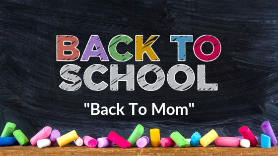 """Back to """"Mom"""""""