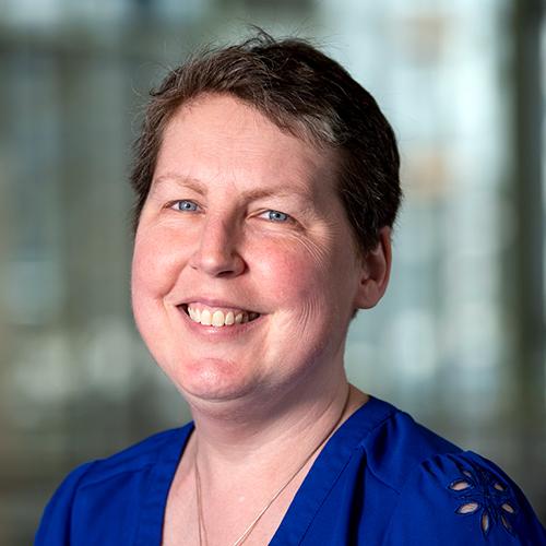 Assistant Professor Elizabeth Keyes