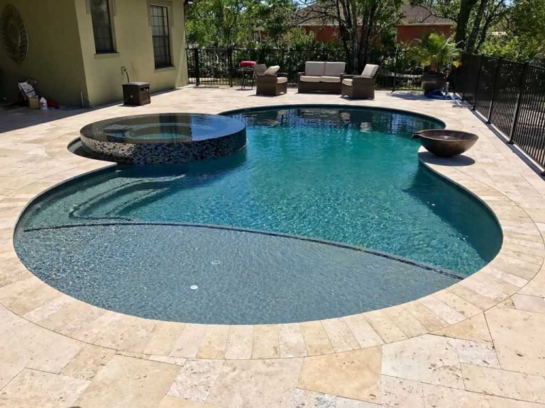 pools and spa luxury combo