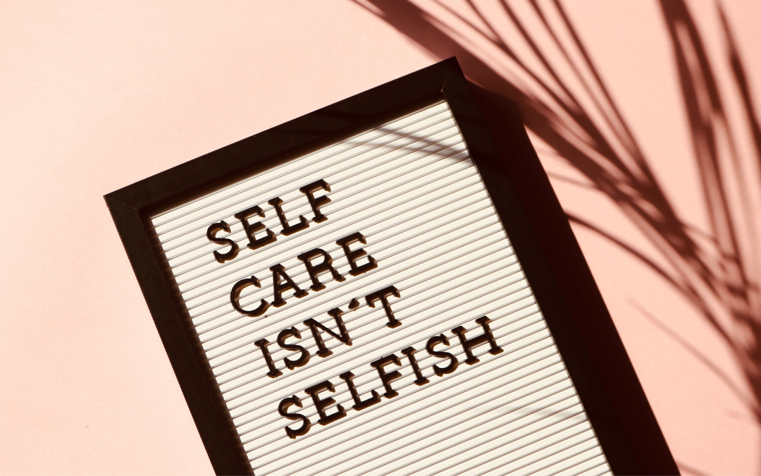 Self-Care is Health Care