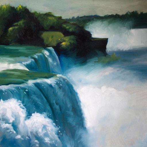 Waterfall Study