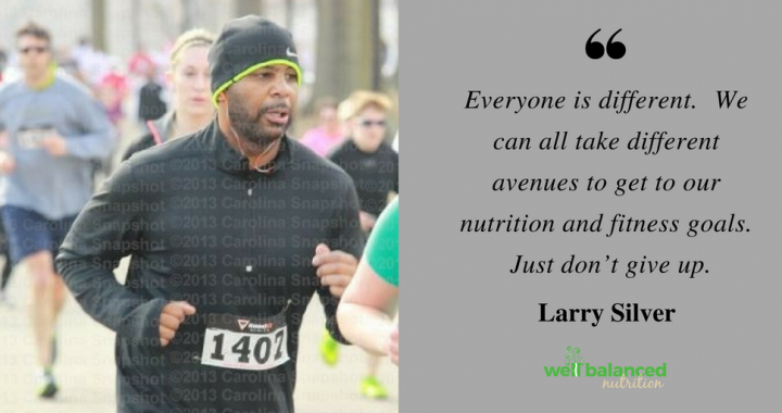 Just don't give up | Larry's #TransformationTuesday Story