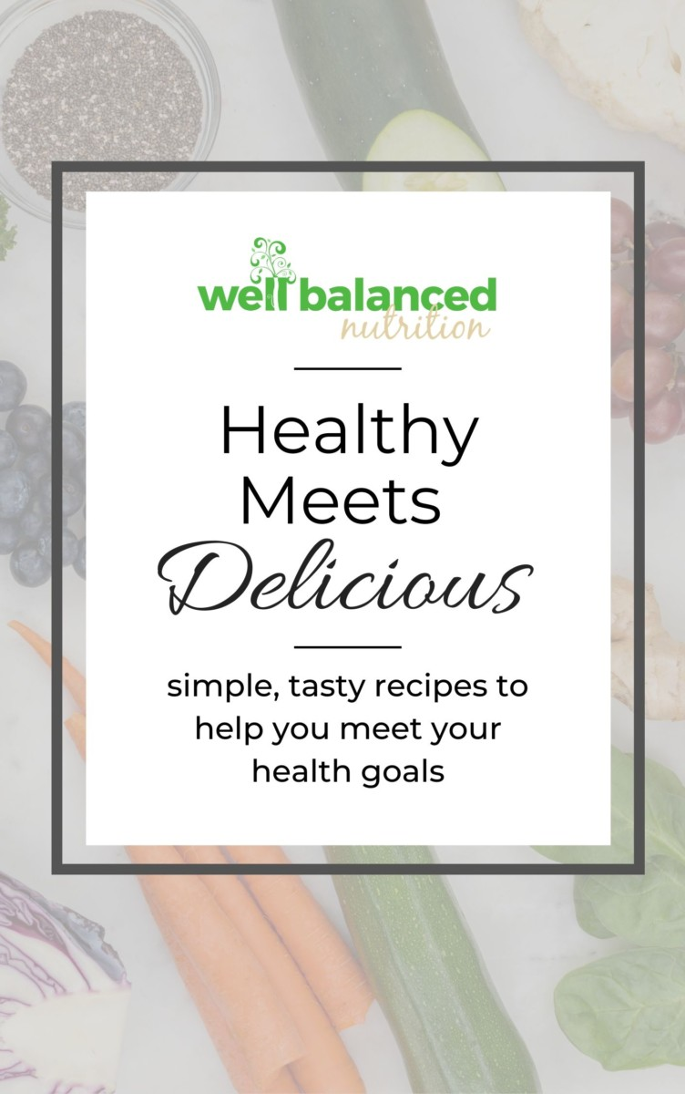 WOOHOO! Enjoy Your Free e-Book, Healthy Meets Delicious