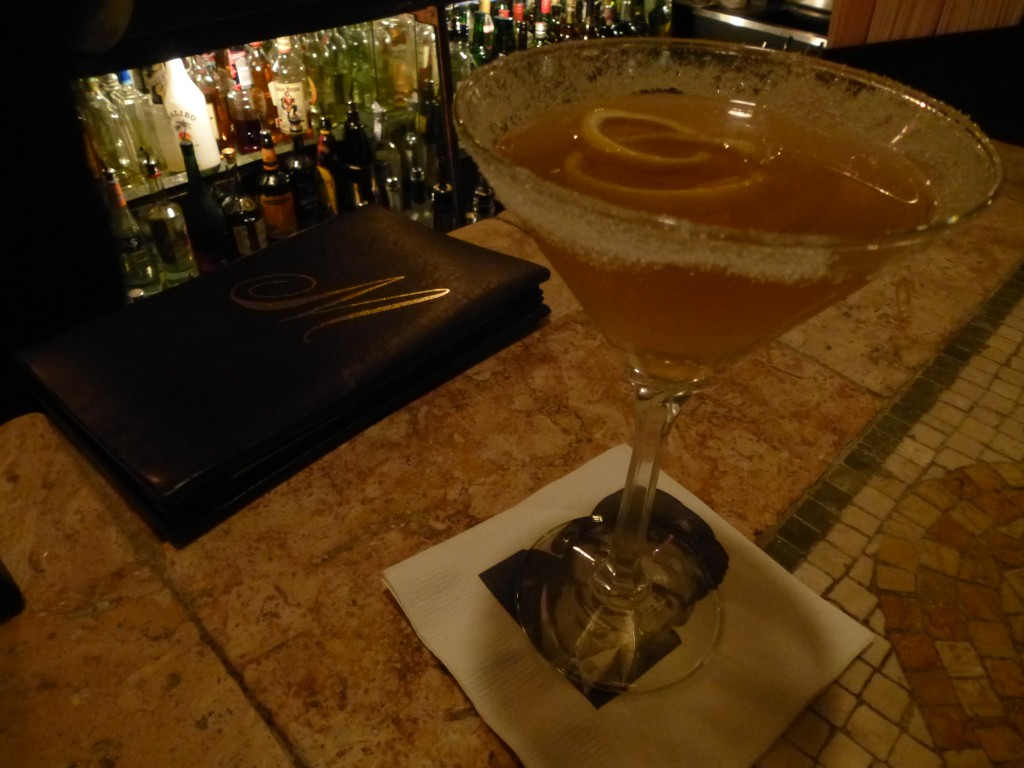 "A ""Sidecar"" at Melvyn's"