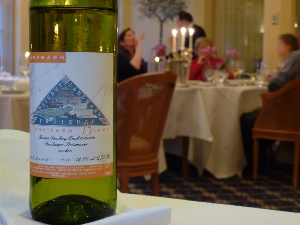 Sauvignon Blanc from Freiburg