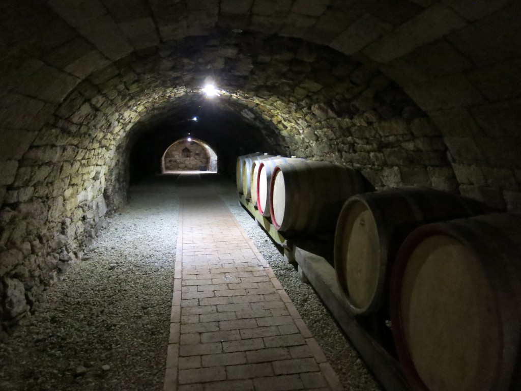 Cellars at Barta Pince