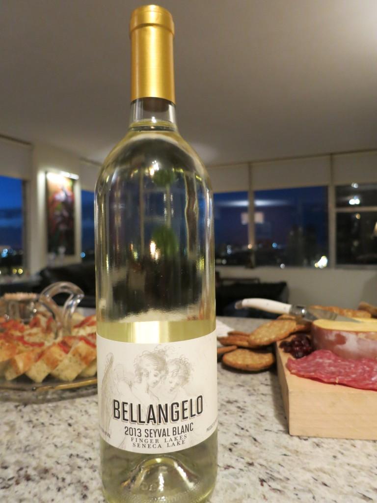 Villa Bellangelo Seyval Blanc