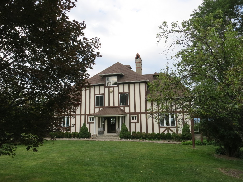 The Manor House on Keuka Lake