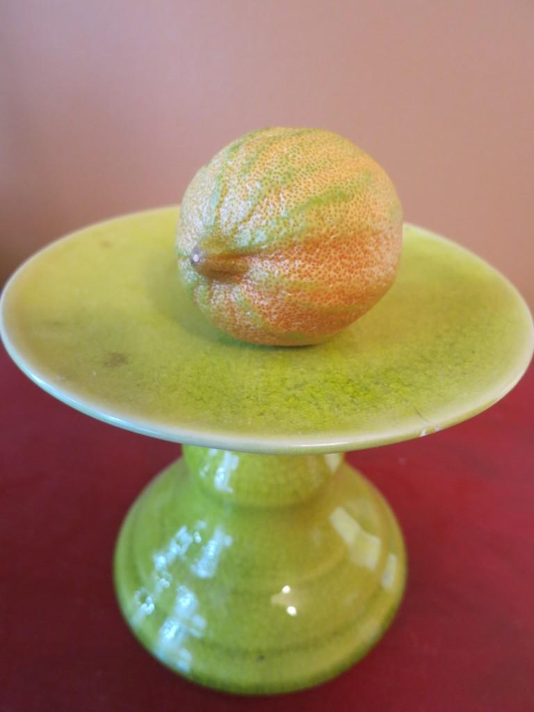 Pink variegated lemon