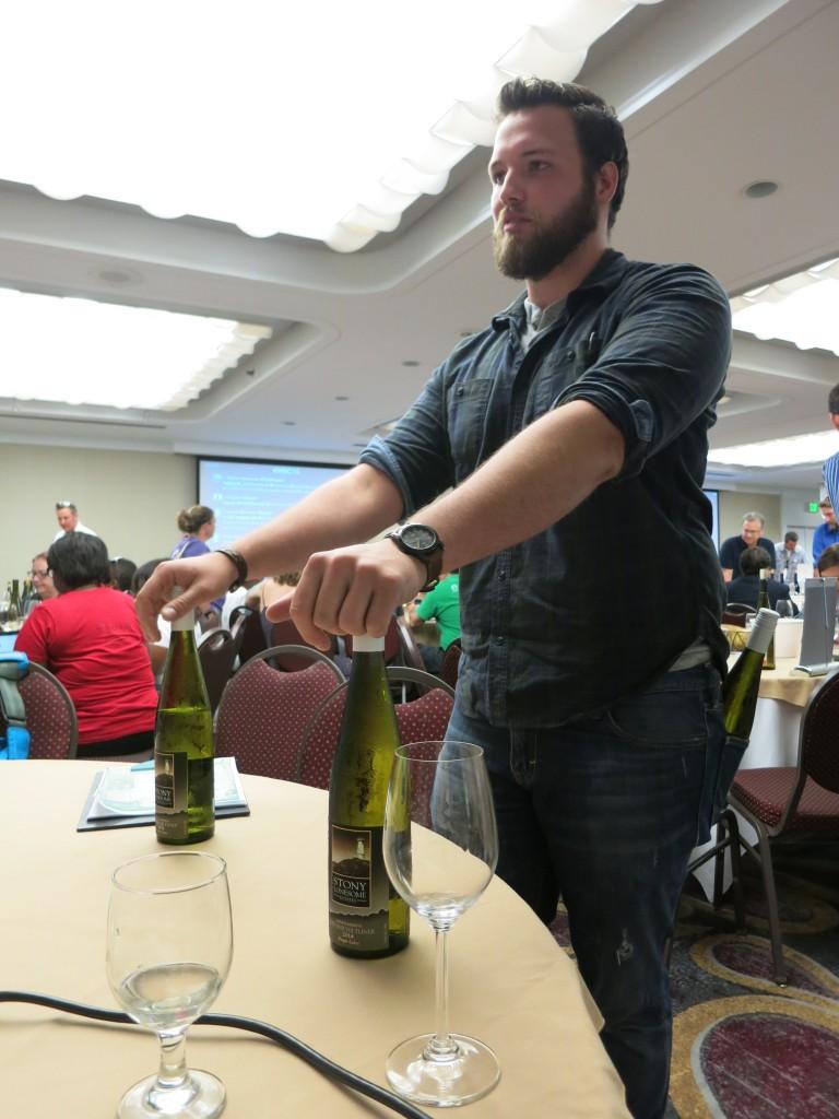 Jon Mansfield of Three Brothers Wineries & Estates