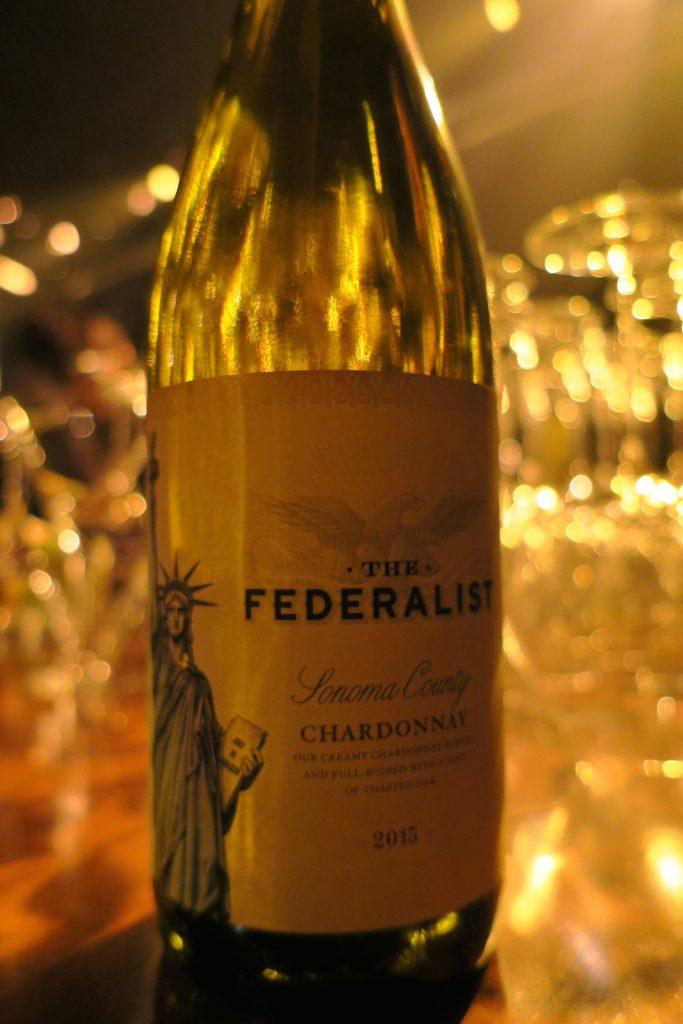 Federalist Sonoma County Chardonnay