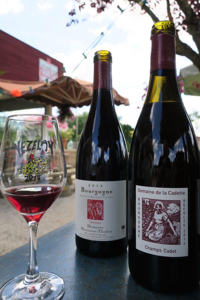 Domaine de la Cadette Pinot Noir