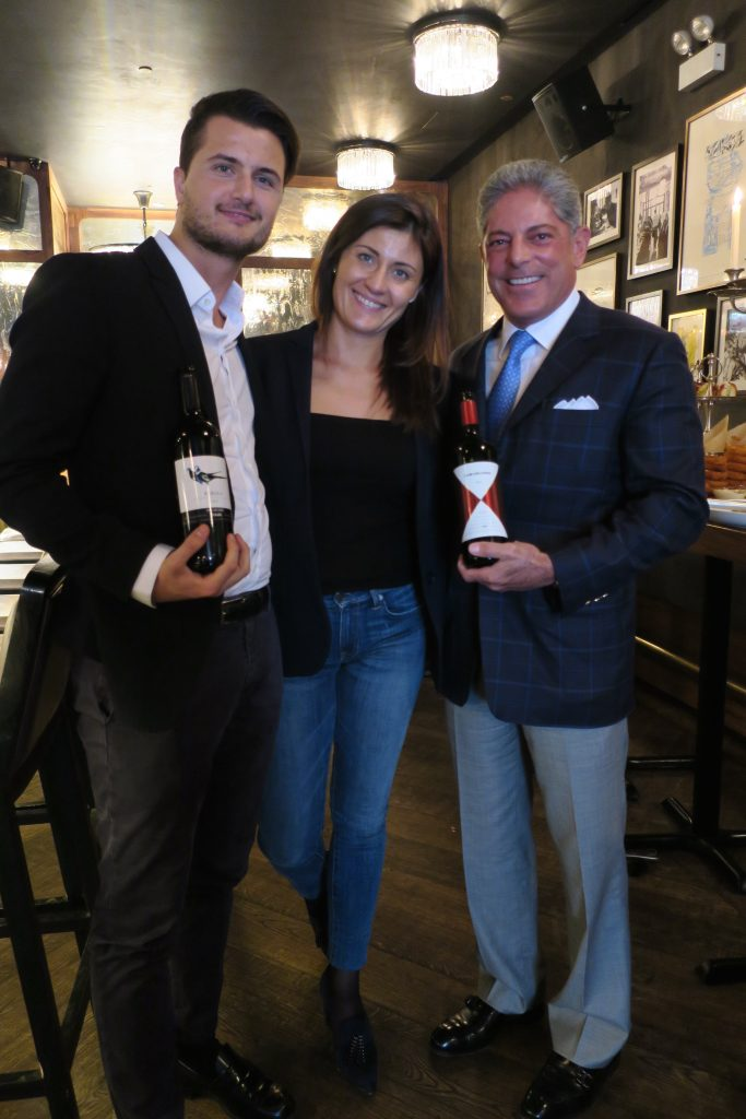 Giovanni Gaja, Gaia Gaja and Bill Terlato
