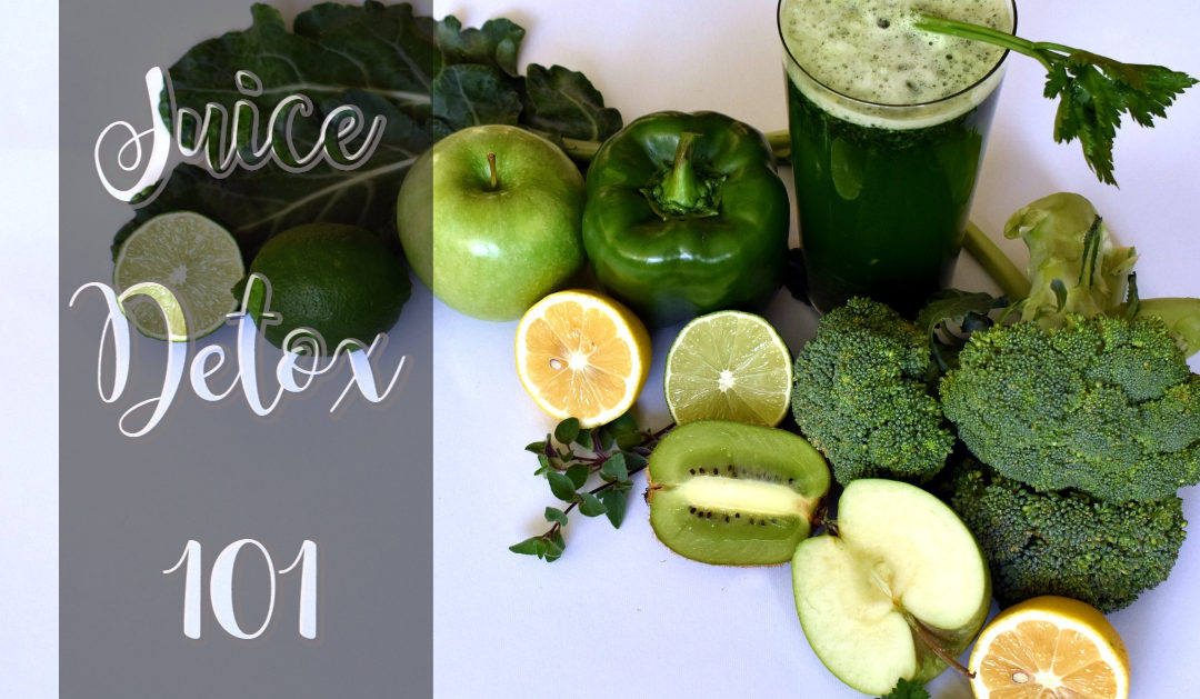 Juicing for Detox 101
