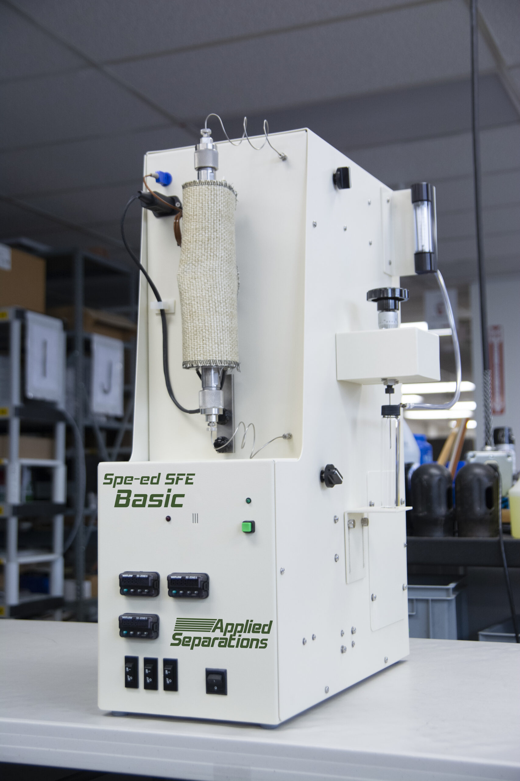 Spe-ed SFE Basic Supercritical Fluid System
