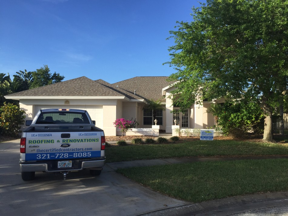 New Roof In Indialantic