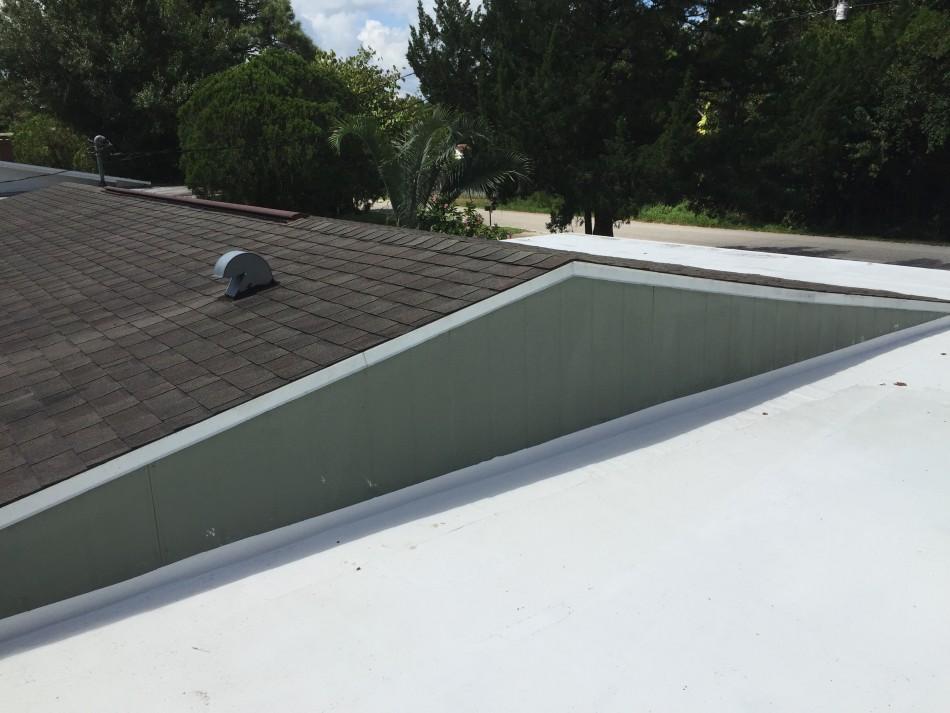 Stop Roof Water Leaks