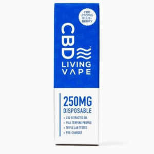 CBD Living Disposable Vape - Blueberry