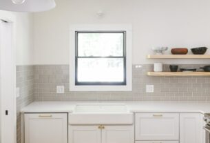 Kitchen tile backsplash - theguardlite