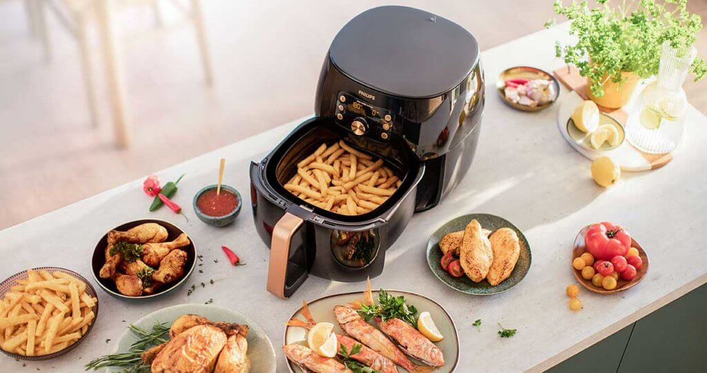 Features to look for in the Best air fryer for a family of 4 - TheGuardLite
