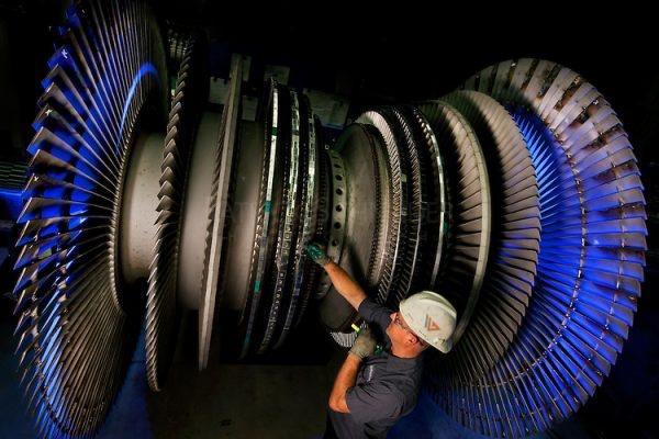 WFG Turbine Employee