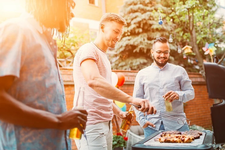 BBQ Safety (A precautions using different kinds of grills)