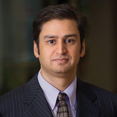 Dr. Amesh Adalja
