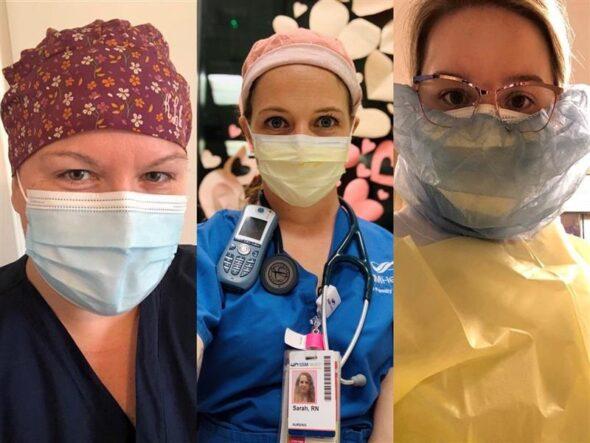 Labor & Delivery Nurses during Covid-19
