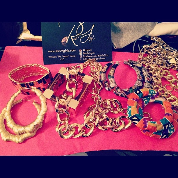 RichGirlz Earrings and Accessories