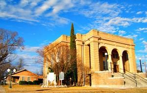 Taylor TX Historic Church