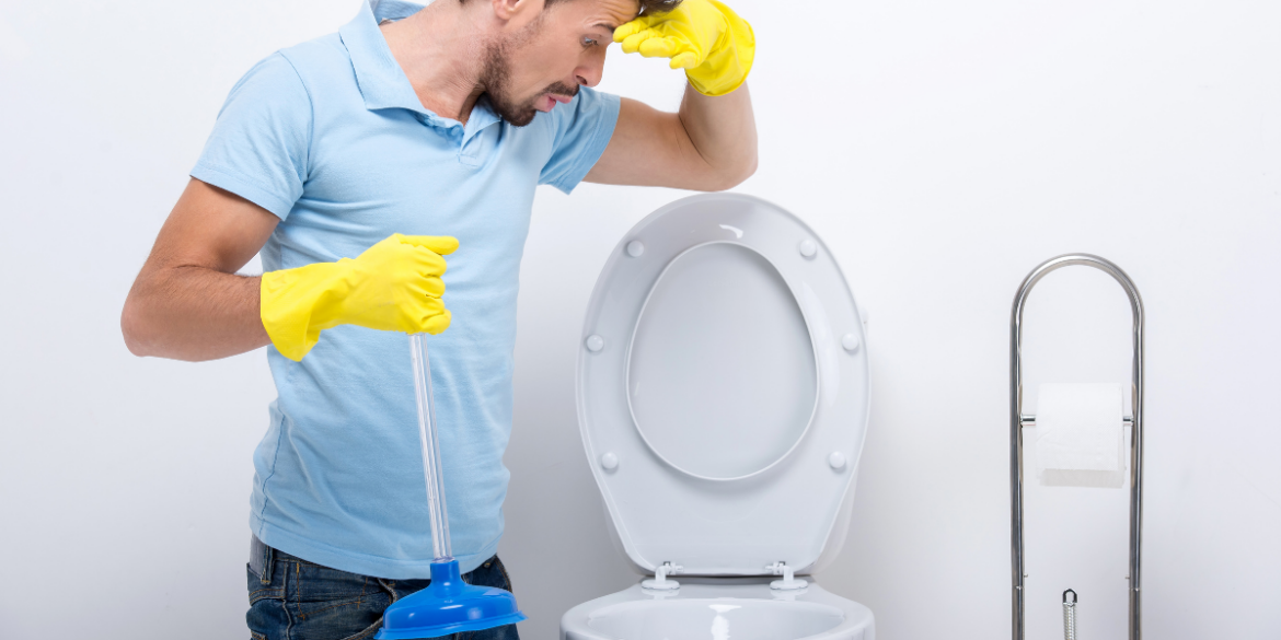 Toilet Problems: Why Does My Toilet Keep Clogging?