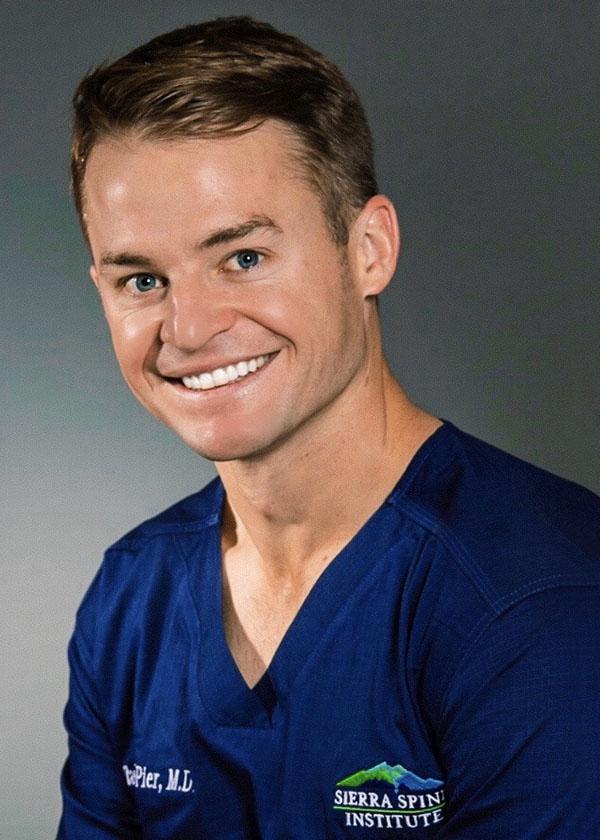 dr. zachary napier orthopedic surgeon in roseville california
