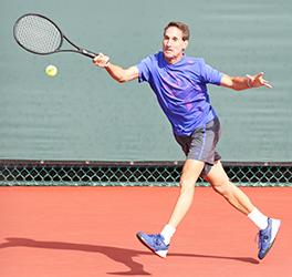 Senior Hard Court Tennis Tournament