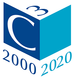 20th Anniversary c3 Logo