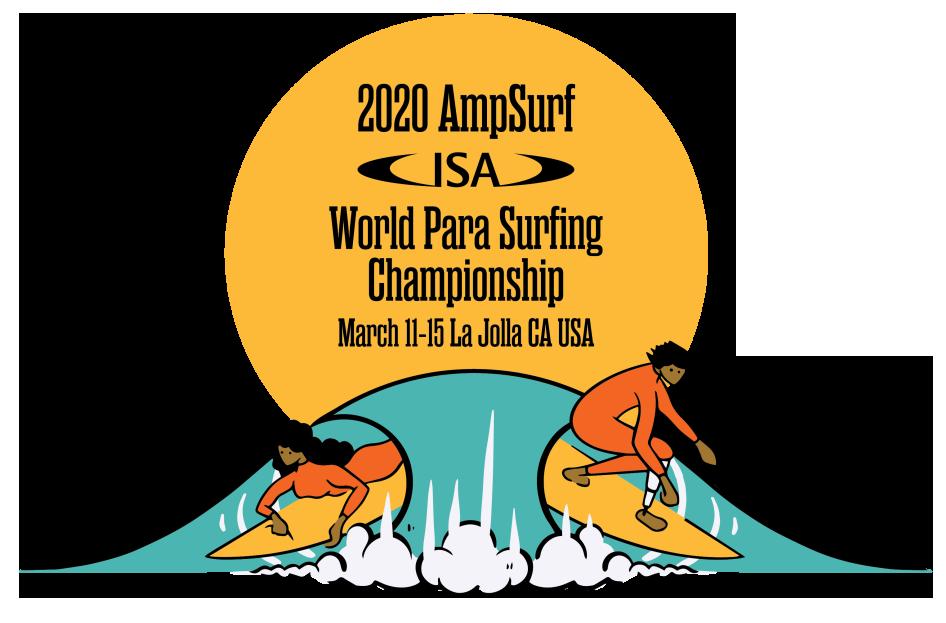 ISA Para Surfing Logo