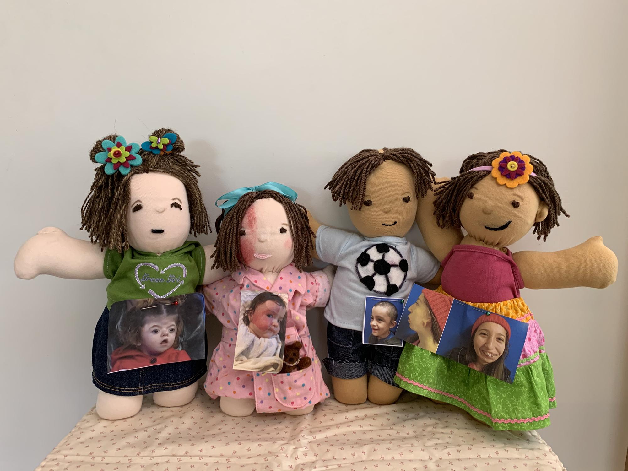 Fresh Start Doll Project Image
