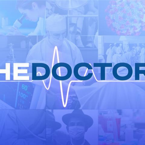 The Doctors TV Show logo