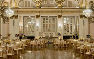 Copley Plaza Hotel Wedding