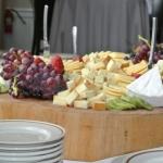 Appetizers - Wedding at Steeple Hall Newburyport