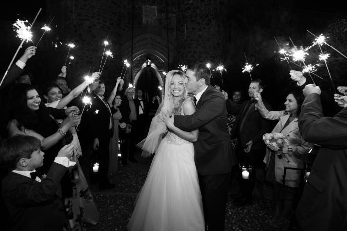 Wedding at Hammond Castle Gloucester, MA