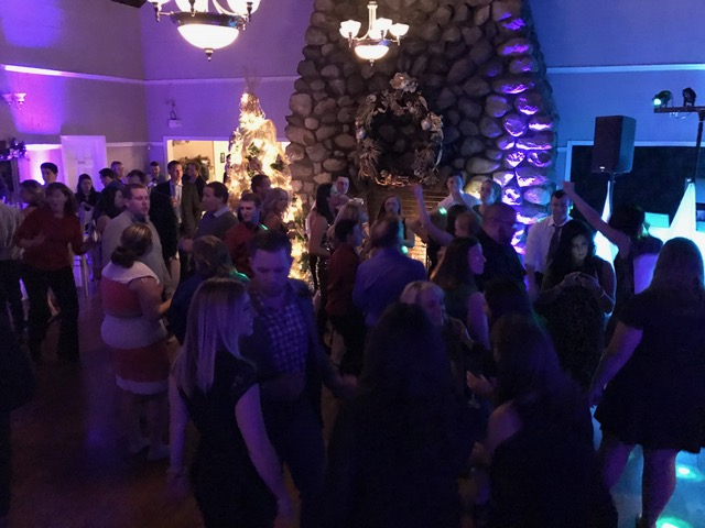 Holiday Party at Fairways at Woburn Country Club