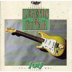 legends of guitar surf