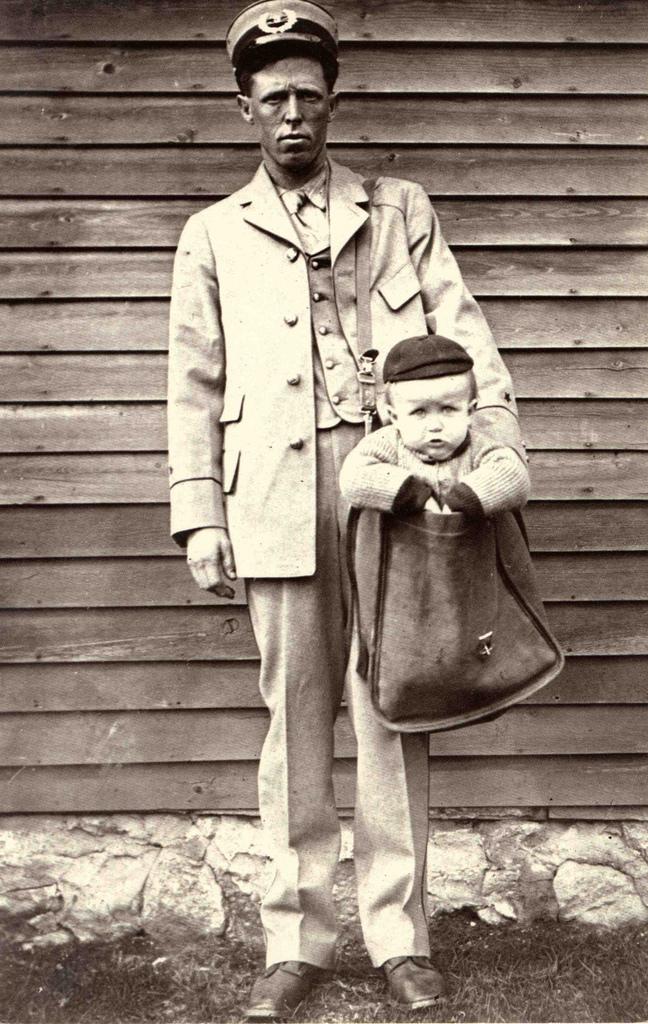 mailbag boy