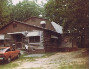 Log cabin.1