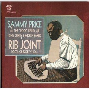 Sammy Price, Rib Joint