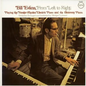 Bill Evans, From Left to Right