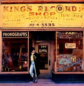 Rosanne Cash, King's Record Shop