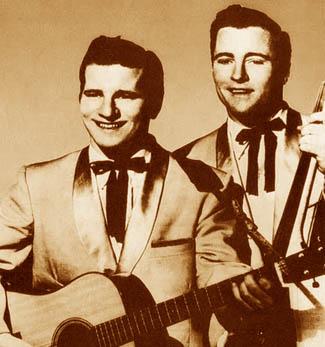 Johnny and Dorsey Burnette