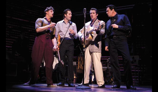 Million Dollar Quartet musical