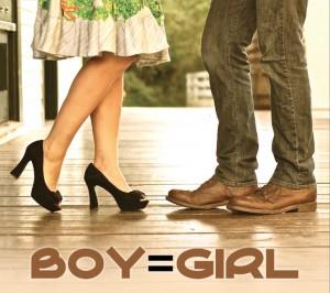 Boy=Girl